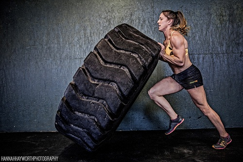 crossfit tire flip machine