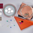 A former aerospace engineer's do-it-yourself project kits help girls age 8 to 18 design wearable technology.
