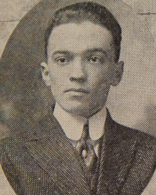 Cherry Tree yearbook photo, 1916