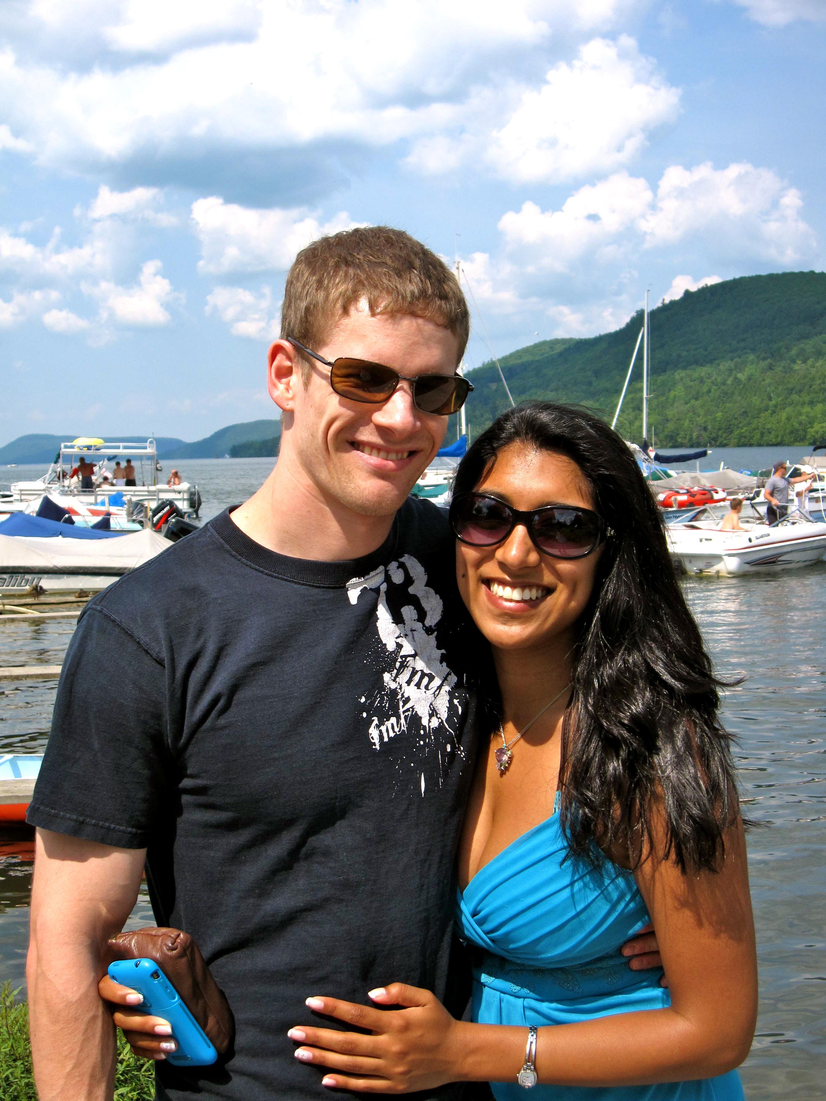 Davina & Tim