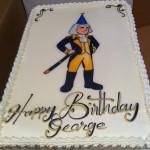 Orange County birthday cake