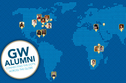 GW Alumni - Connecting the dots across the globe