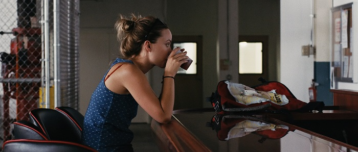 Olivia Wilde in DRINKING BUDDIES, a Magnolia Pictures release. Photo courtesy of Magnolia Pictures.