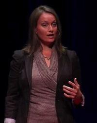 Dr. Rachael Horner speaks at TEDxABQ
