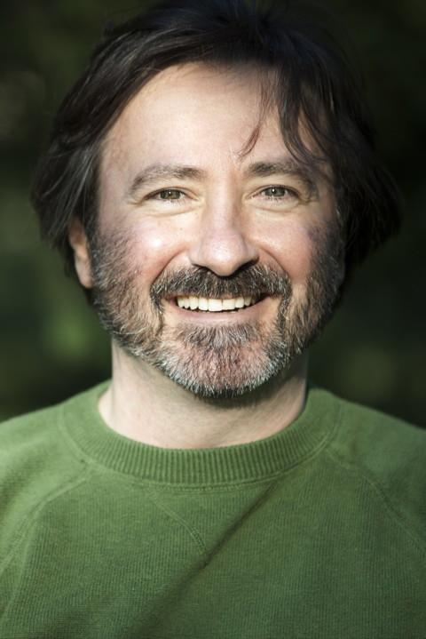 Kurt Elftmann, CCAS MFA '11 (photo by Brianne Bland)