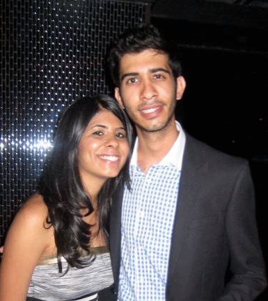 Richa Nihalani, BBA '12, and her brother, Nitesh, run Fashionest together.