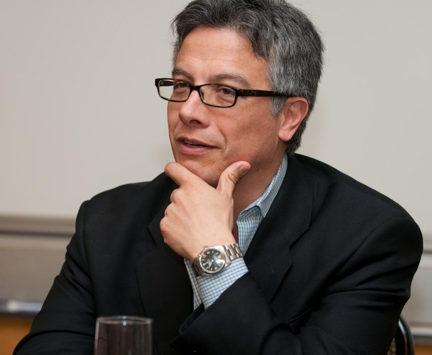 Ed Barrientos, MBA '90