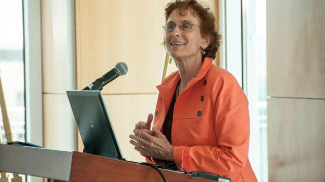 Dr. Christina Puchalski, MD '94, RESD '97