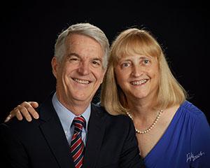 Michael and Barbara Fleming portrait