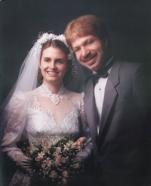 Andy and Elizabeth Lacher